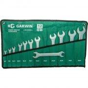 Набор ключей рожковых 12 предметов 6х7-30х32 мм GARWIN (GR-ODK01)