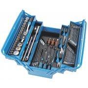 Набор инструмента в металлическом ящике 57 предметов LICOTA (AHB-533K01)